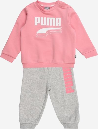 rózsaszín PUMA Jogging ruhák 'Minicats Rebel Crew Jogger', Termék nézet