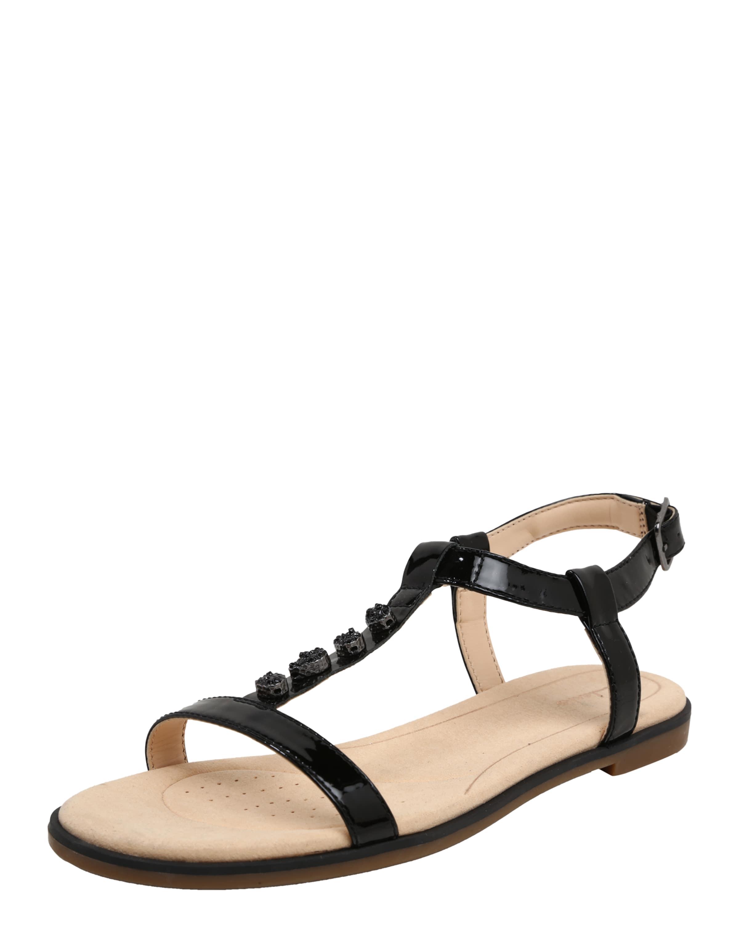 Sandales Avec Clarks Beige De Ceinture