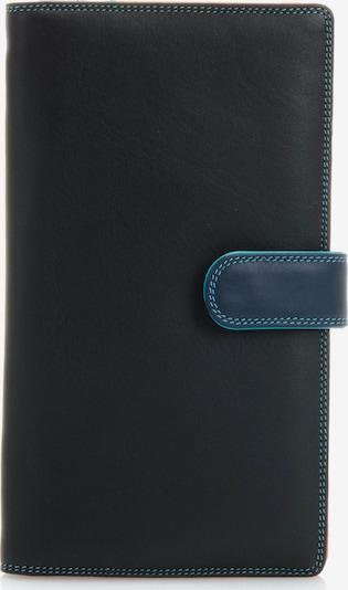 mywalit Portemonnee in de kleur Turquoise / Limoen / Sinaasappel / Lichtrood / Zwart, Productweergave