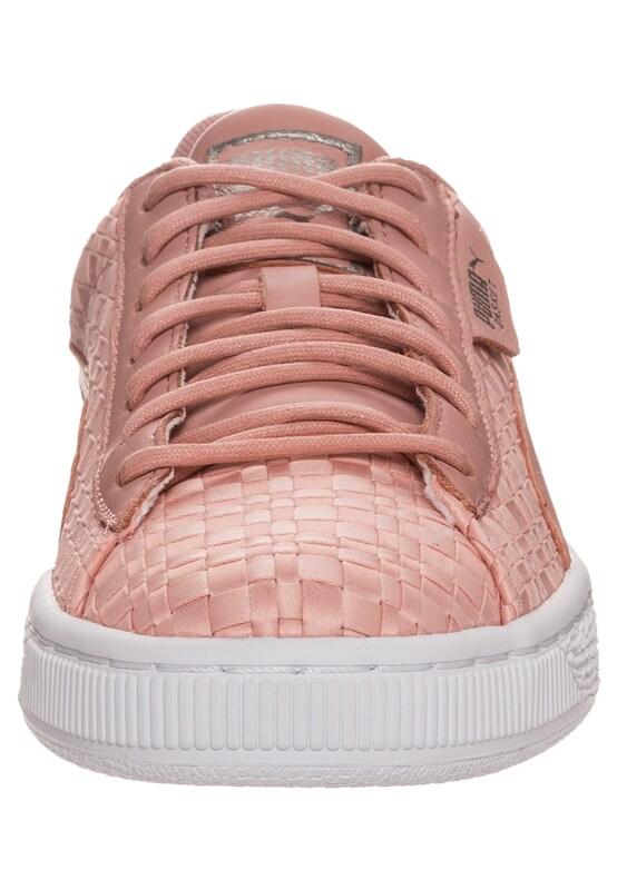 PUMA 'Basket Satin En Pointe' Sneaker