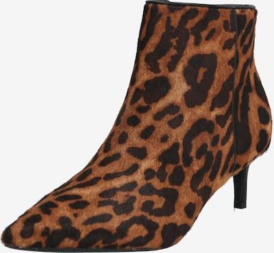 Lauren Ralph Lauren Bottines 'SAYBROOK III-BOOTS-DRESS' en beige / marron / noir, Vue avec produit