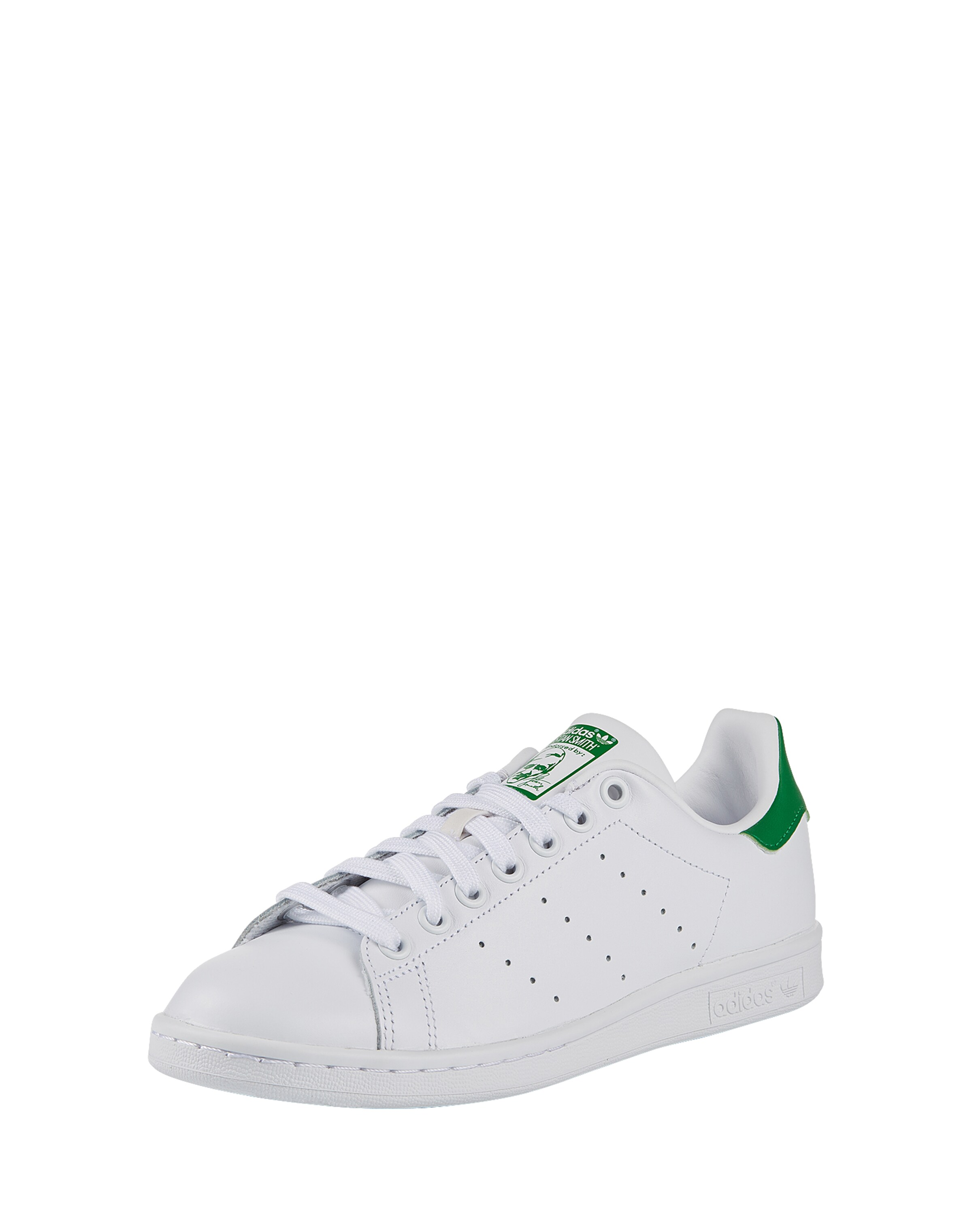 ADIDAS ORIGINALS | Flacher Turnschuheaus Leder  Stan Smith