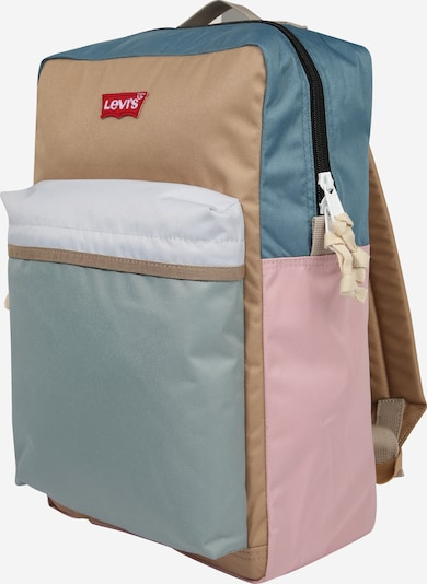 LEVI'S Rucksack 'L Pack Standard Issue Batwing' in rosa, Produktansicht