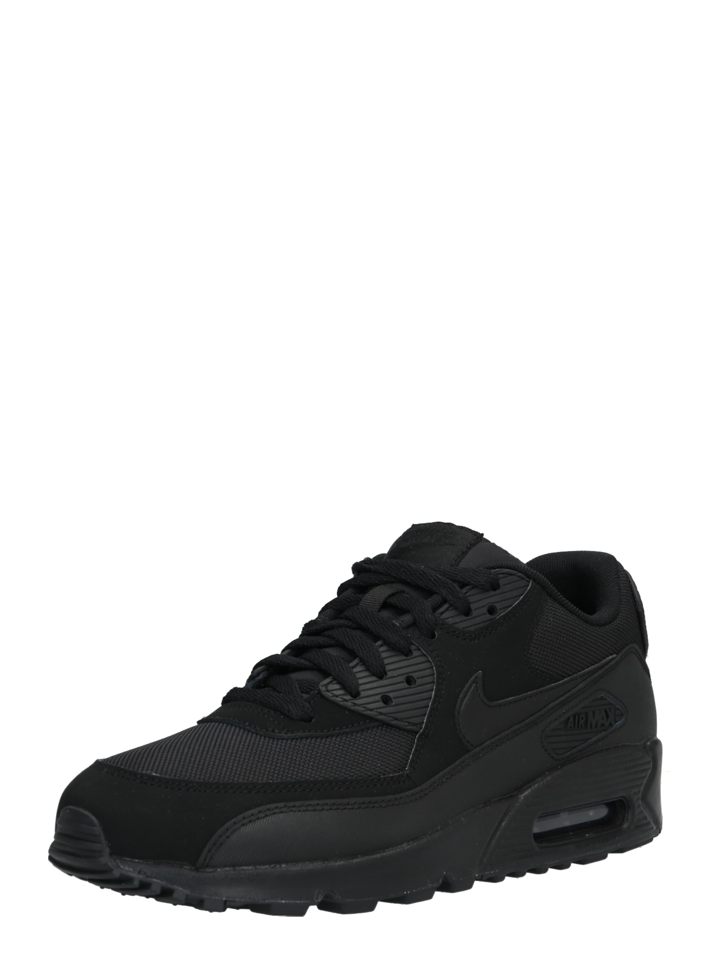 Sportswear 'air In Max 90' Schwarz Nike Sneaker jARL354