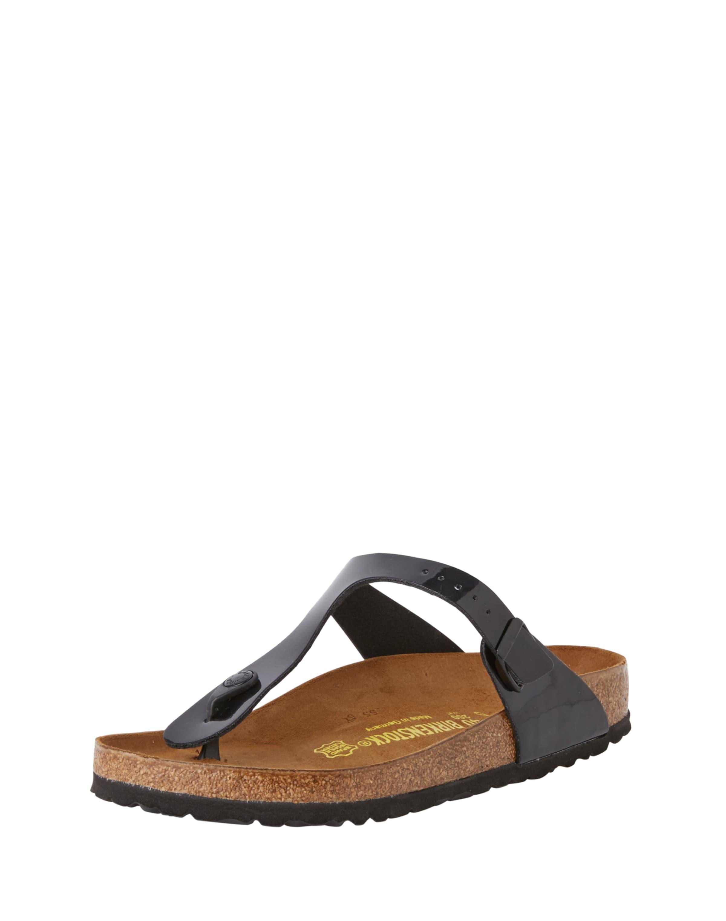 BIRKENSTOCK Zehensteg Gizeh Normal Verschleißfeste billige Schuhe
