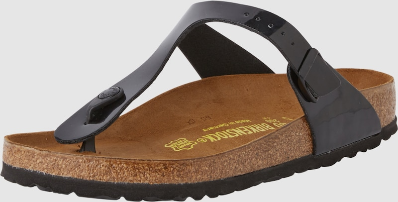 Haltbare Mode billige Schuhe BIRKENSTOCK | Zehensteg 'Gizeh' Schuhe Normal Schuhe Gut getragene Schuhe 'Gizeh' 733bce