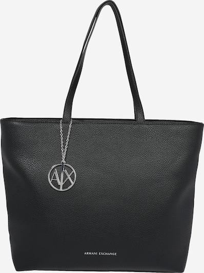 ARMANI EXCHANGE Nákupní taška - černá, Produkt