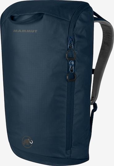 MAMMUT Sac à dos de sport 'Neon Smart' en bleu foncé, Vue avec produit