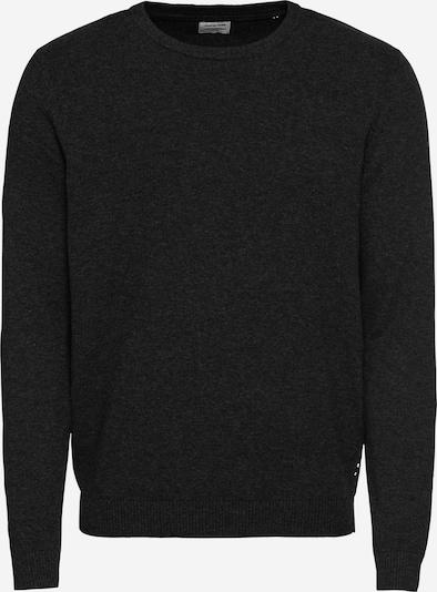 JACK & JONES Pullover in schwarz, Produktansicht
