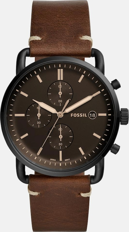 FOSSIL Chronograph 'THE COMMUTER CHRONO, FS5403'