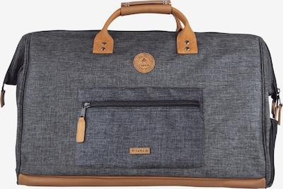 Cabaia Kofferrucksack in dunkelblau, Produktansicht