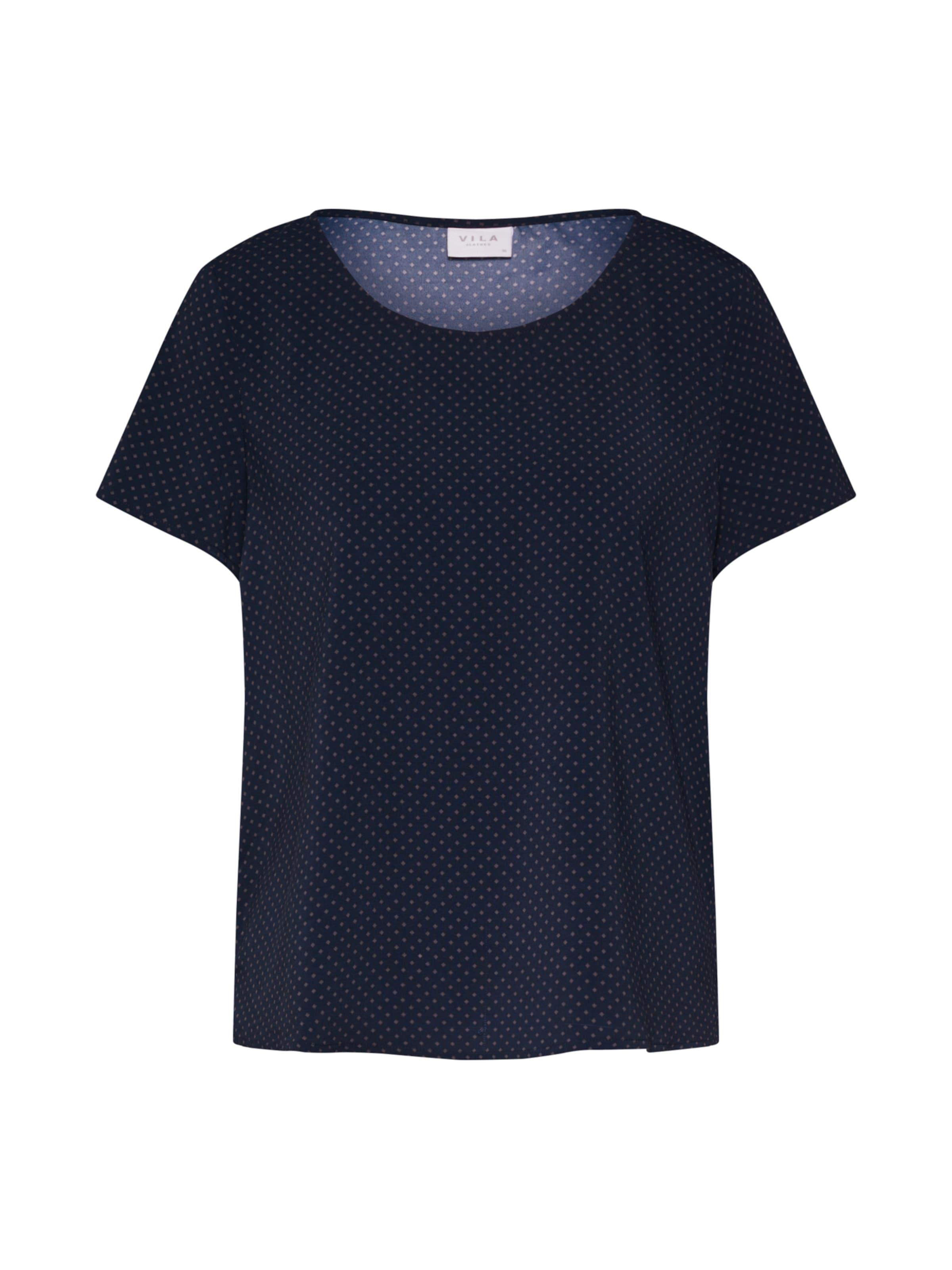 Vila In Kobaltblau Kobaltblau 'laia' Shirt In Shirt Shirt 'laia' In Vila Vila 'laia' UzMpSV