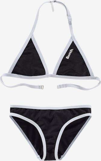 BENCH Triangel-Bikini in schwarz, Produktansicht