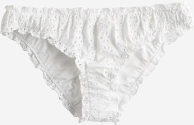 HOLLISTER Bikinihose in weiß, Produktansicht