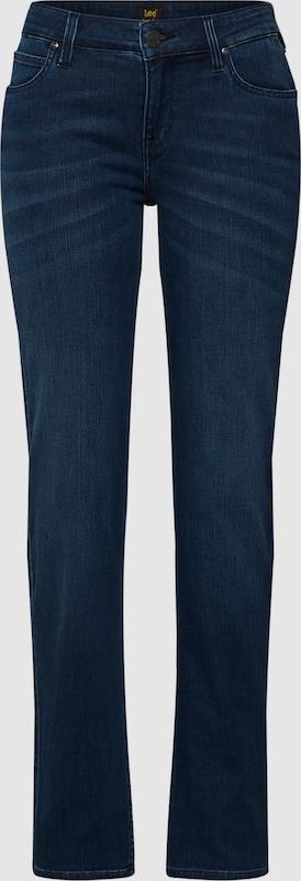 Lee 'Marion Straight' Jeans in Blau denim  Neue Kleidung in dieser Saison