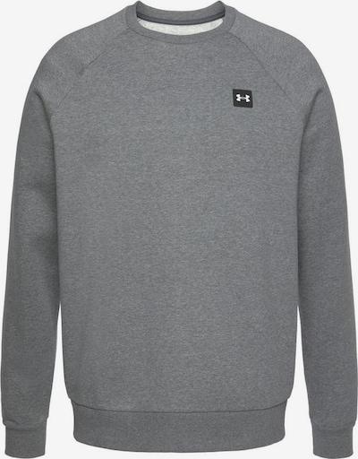 UNDER ARMOUR Sweatshirt 'RIVAL FLEECE' in grau, Produktansicht