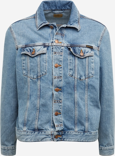 Nudie Jeans Co Jacke 'Jerry' in blue denim, Produktansicht