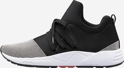 ARKK Copenhagen Sneakers laag 'Raven' in de kleur Zwart / Wit, Productweergave