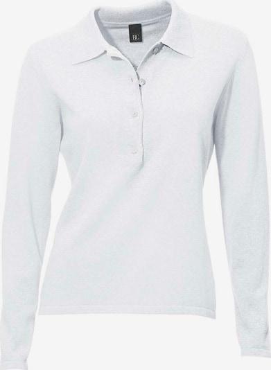 Pullover heine di colore bianco: Vista frontale