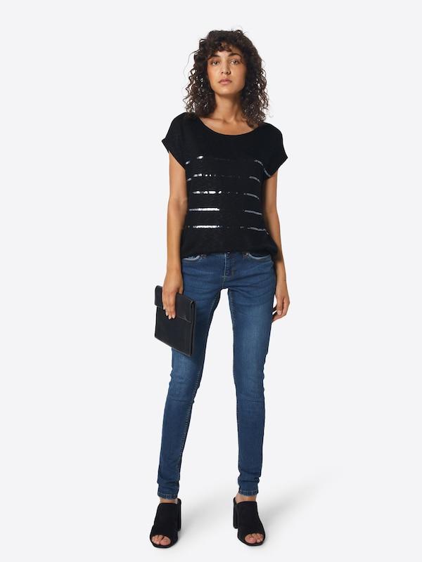 En T shirt shirt 'juliane' En T Noir 'juliane' DWHI92E