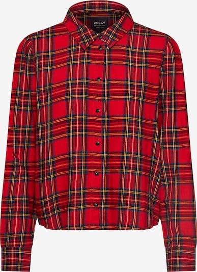 ONLY Bluza 'JEZIE' | rdeča barva, Prikaz izdelka