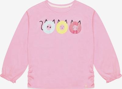 ESPRIT Shirt in hellblau / gelb / pink / dunkelpink, Produktansicht