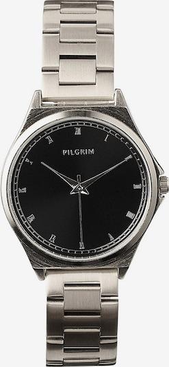 Pilgrim Analogais pulkstenis melns / Sudrabs, Preces skats