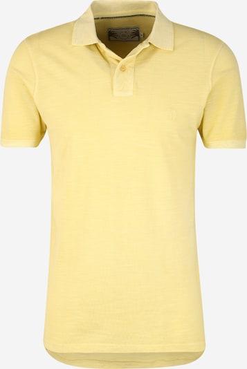 Shiwi Polo 'bart' in gelb, Produktansicht