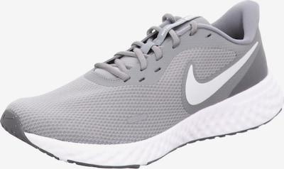 NIKE Sportschuhe in grau / weiß, Produktansicht