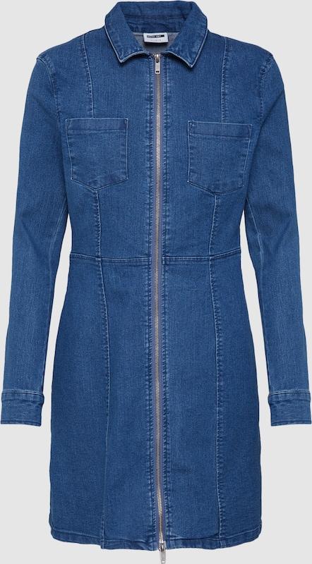 Noisy may Jeanskleid 'LISA DENIM' in Blau denim  Markenkleidung für Männer und Frauen