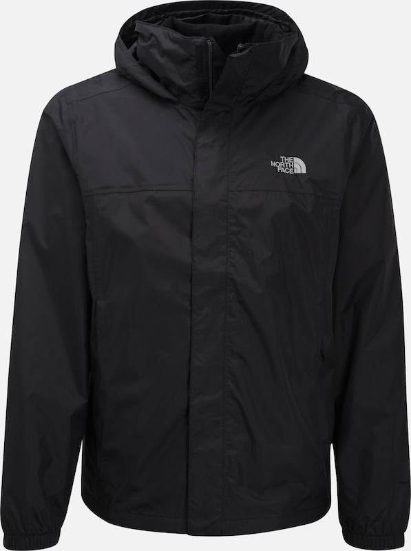 THE NORTH FACE Sportjas 'Resolve2' in de kleur Zwart, Productweergave