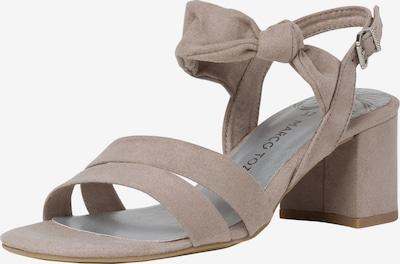 MARCO TOZZI Sandalette in beige, Produktansicht