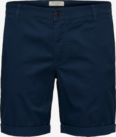SELECTED HOMME SLHPARIS REGULAR FIT - Shorts in dunkelblau: Frontalansicht