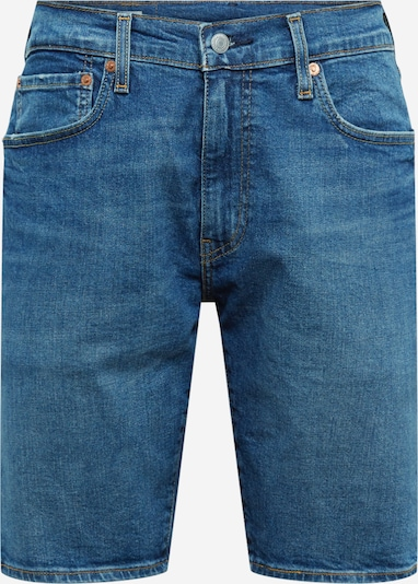 LEVI'S Shorts '502™ Regular' in blue denim, Produktansicht
