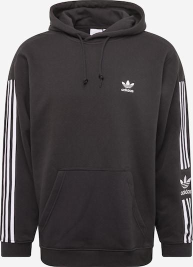 ADIDAS ORIGINALS Sweatshirt 'Tech' in schwarz / weiß, Produktansicht