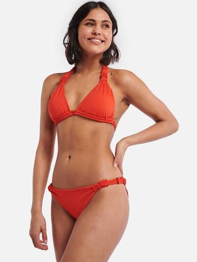 Shiwi Hauts de bikini en rouge, Vue avec modèle
