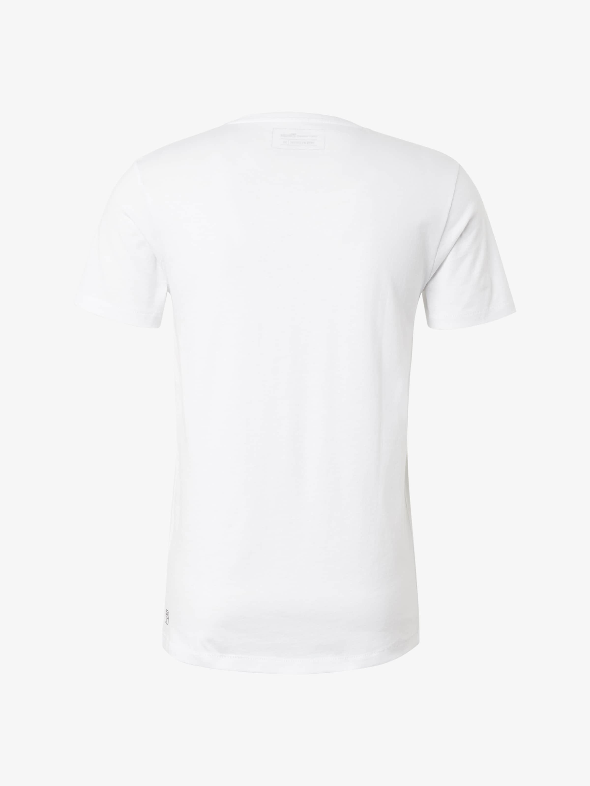 Tom Tailor Denim En T shirt Blanc rxoedBCQW