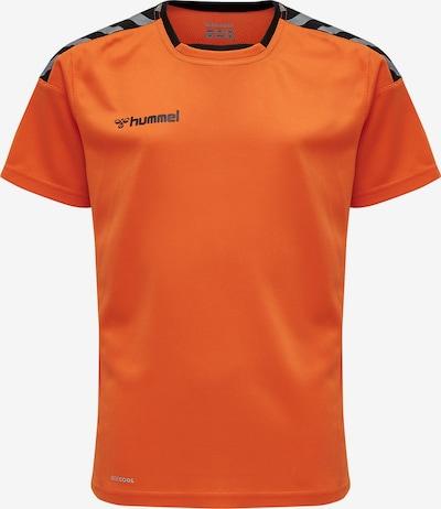Hummel Funktionsshirt in orange / schwarz, Produktansicht