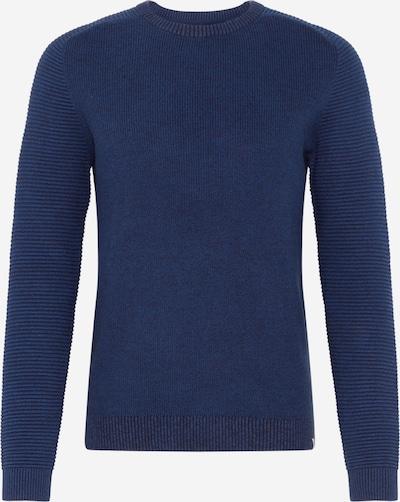 JACK & JONES Pullover  'COINFINITY' in dunkelblau, Produktansicht