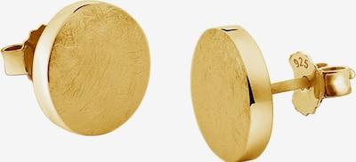Nenalina Ohrringe 'Geo' in gold, Produktansicht