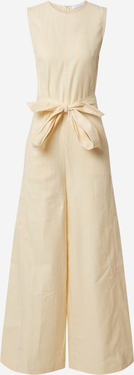 IVY & OAK Overall 'SUPER FLARED JUMPSUIT CROPPED' in creme / zitrone, Produktansicht