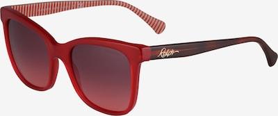 RALPH LAUREN Sonnenbrille in rot, Produktansicht