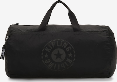 KIPLING Reisetasche 'Packable Bags Onalo' in dunkelgrau / schwarz, Produktansicht