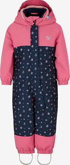 ZIENER Schneeanzug 'Anup' in nachtblau / rosa, Produktansicht