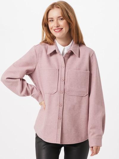 NORR Bluza 'Helia' u roza, Prikaz modela