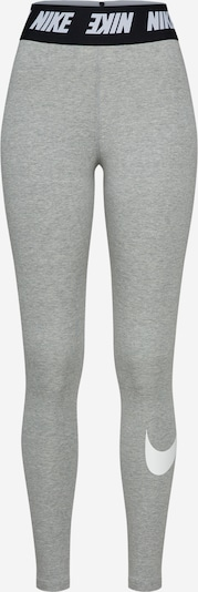 Nike Sportswear Leggings in grau / schwarz / weiß, Produktansicht