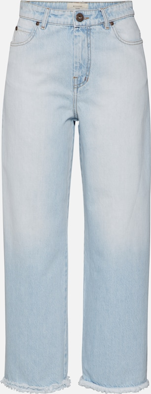 Weekend Max Mara Jeans 'MANUELE' in blue denim, Produktansicht