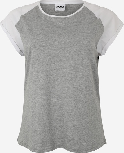 Urban Classics Curvy Shirt in Grey / White, Item view