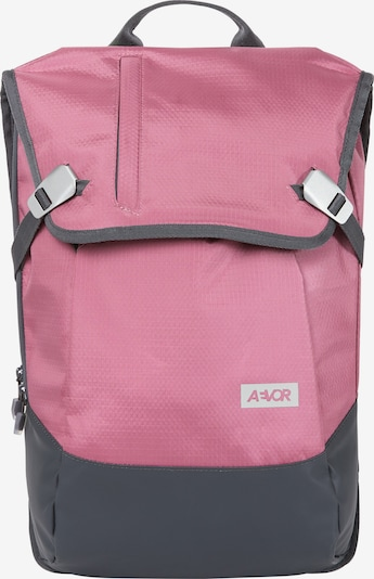 AEVOR Daypack 'Proof Cassis' in grau / pink, Produktansicht