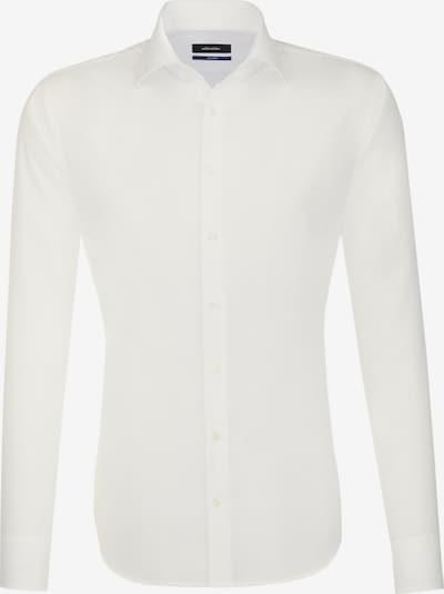 SEIDENSTICKER City-Hemd 'Tailored' in creme, Produktansicht